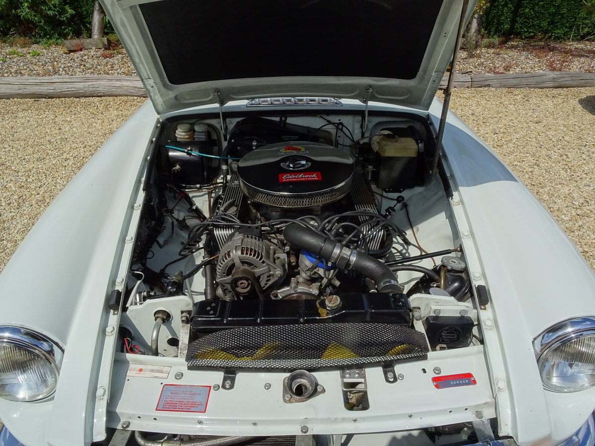 1973 MBGT V8: Powertrain 4600cc/5 Speed/Power Steering For Sale (picture 5 of 6)