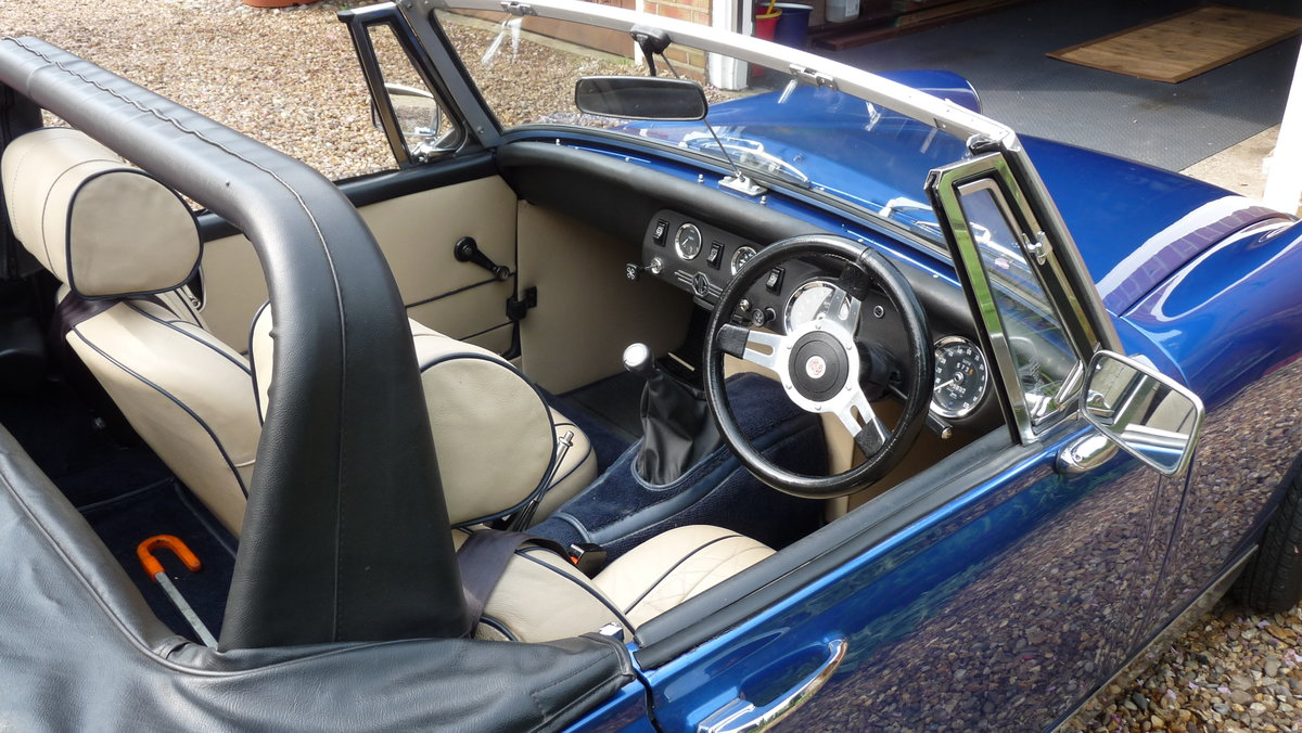 1976 MG Midget For Sale (picture 2 of 6)