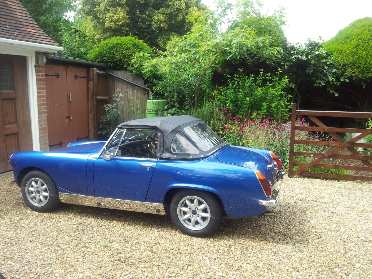 1976 MG Midget For Sale (picture 5 of 6)