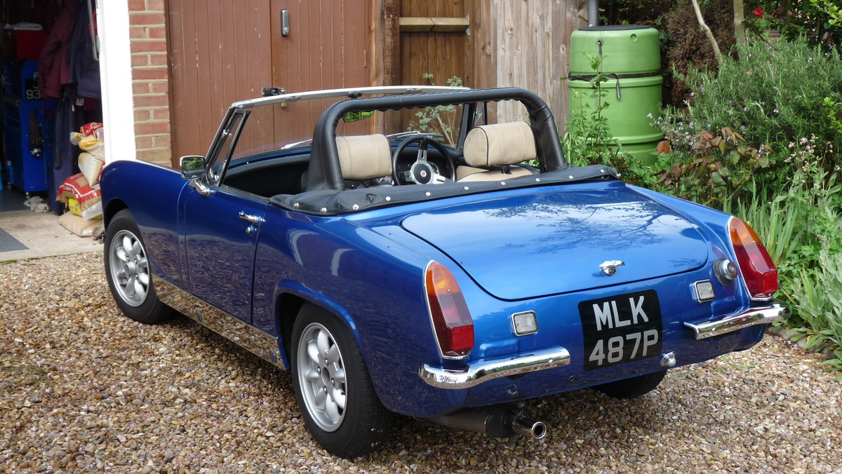 1976 MG Midget For Sale (picture 6 of 6)