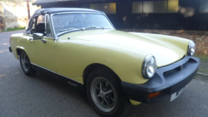 Picture of 1977 MG Midget 1500 SOLD