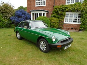 Picture of 1977 MGB GT SOLD