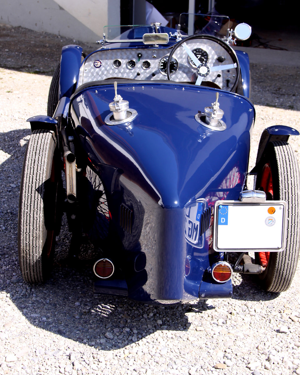 1937 MG TA Special Racecar with 14hp engine SOLD (picture 2 of 6)