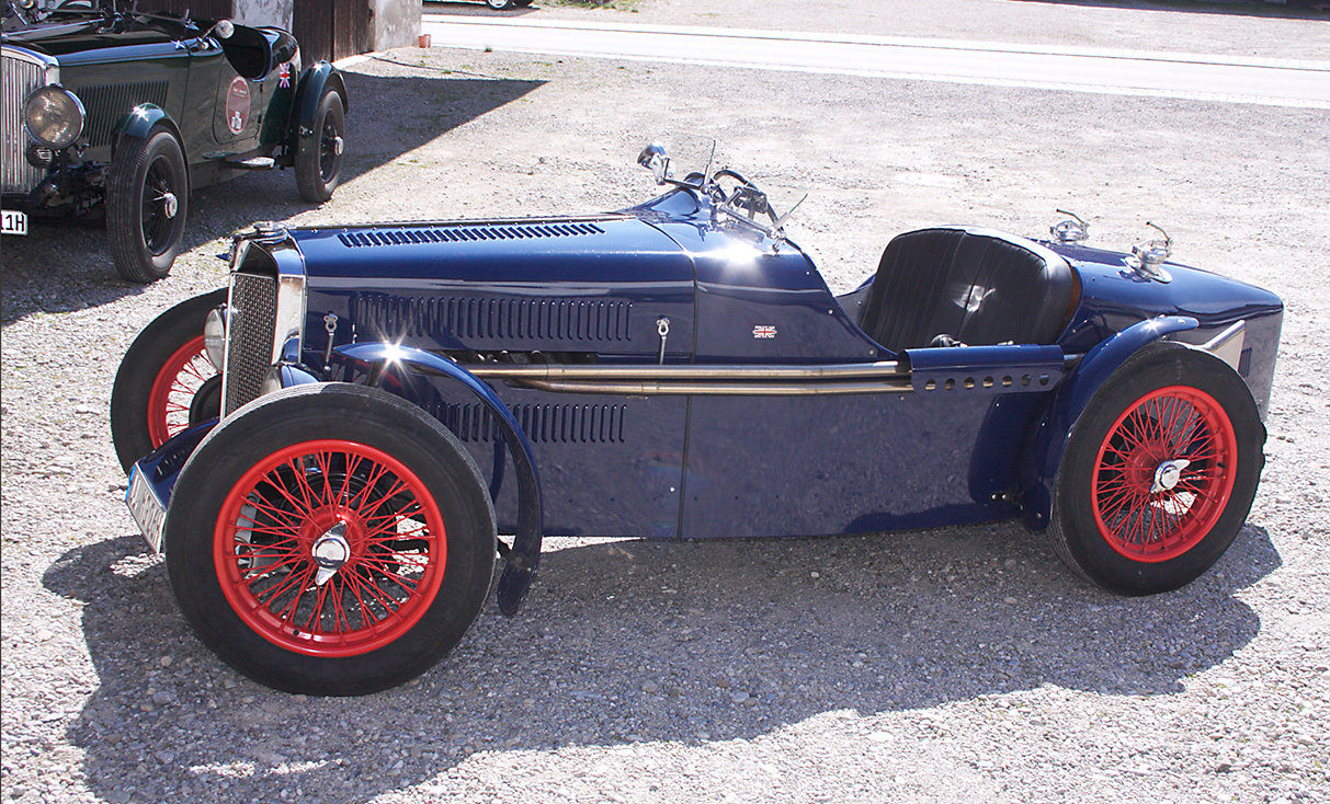 1937 MG TA Special Racecar with 14hp engine SOLD (picture 6 of 6)