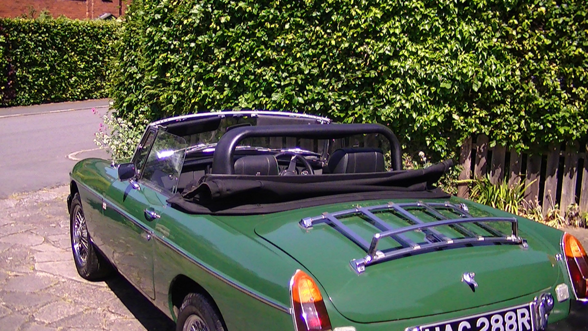 MG MGB Roadster 1977 For Sale (picture 4 of 6)