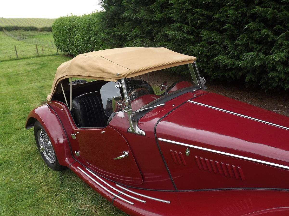 1954 MG TF - RHD For Sale (picture 2 of 6)