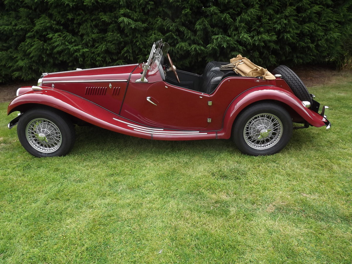 1954 MG TF - RHD For Sale (picture 3 of 6)