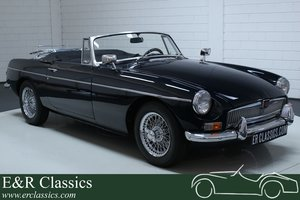 MG MGB 1967 Wire wheels, Overdrive