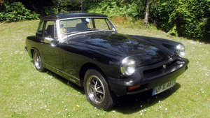1982 MG MIDGET 1500 SPORTS LIMITED EDITION