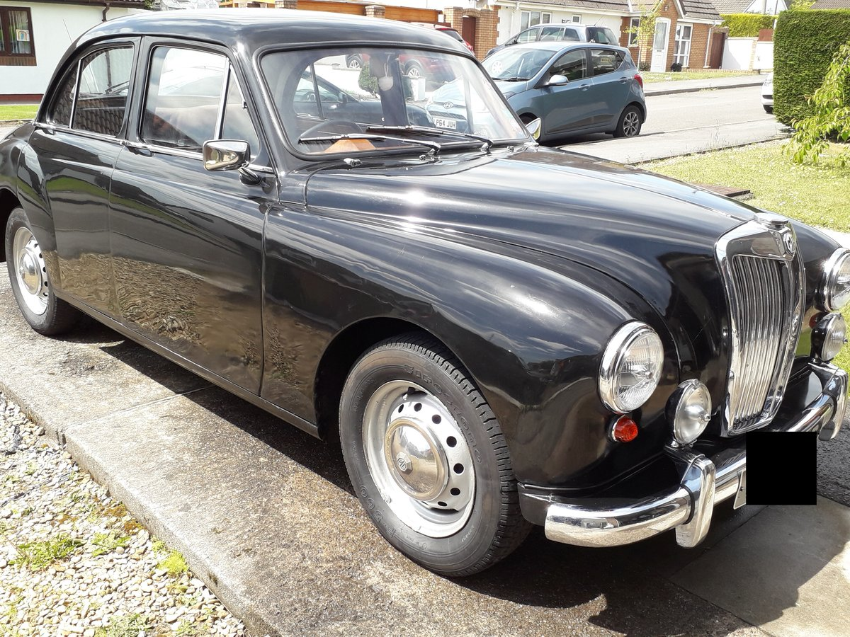 1956 MG ZA Magnette For Sale (picture 1 of 6)