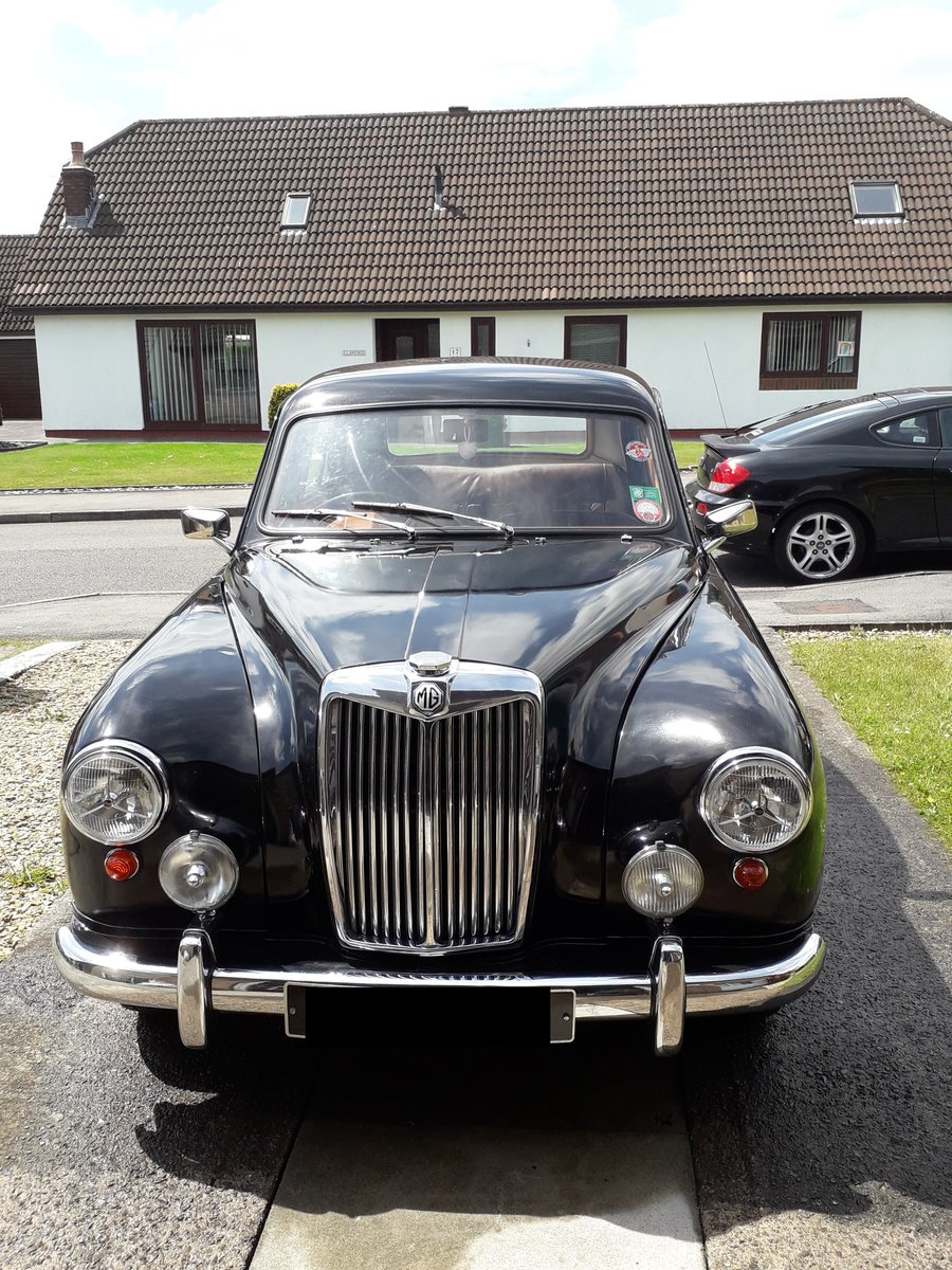 1956 MG ZA Magnette For Sale (picture 2 of 6)