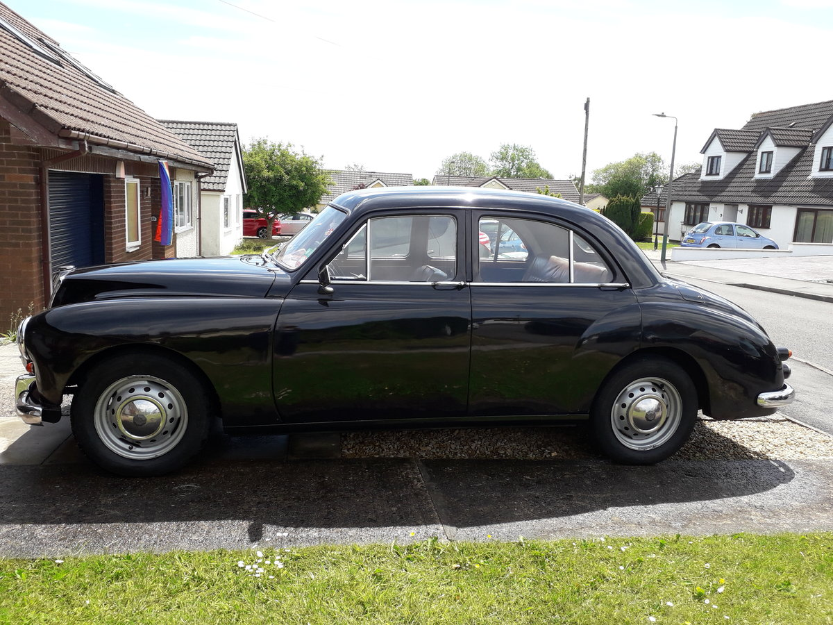 1956 MG ZA Magnette For Sale (picture 3 of 6)