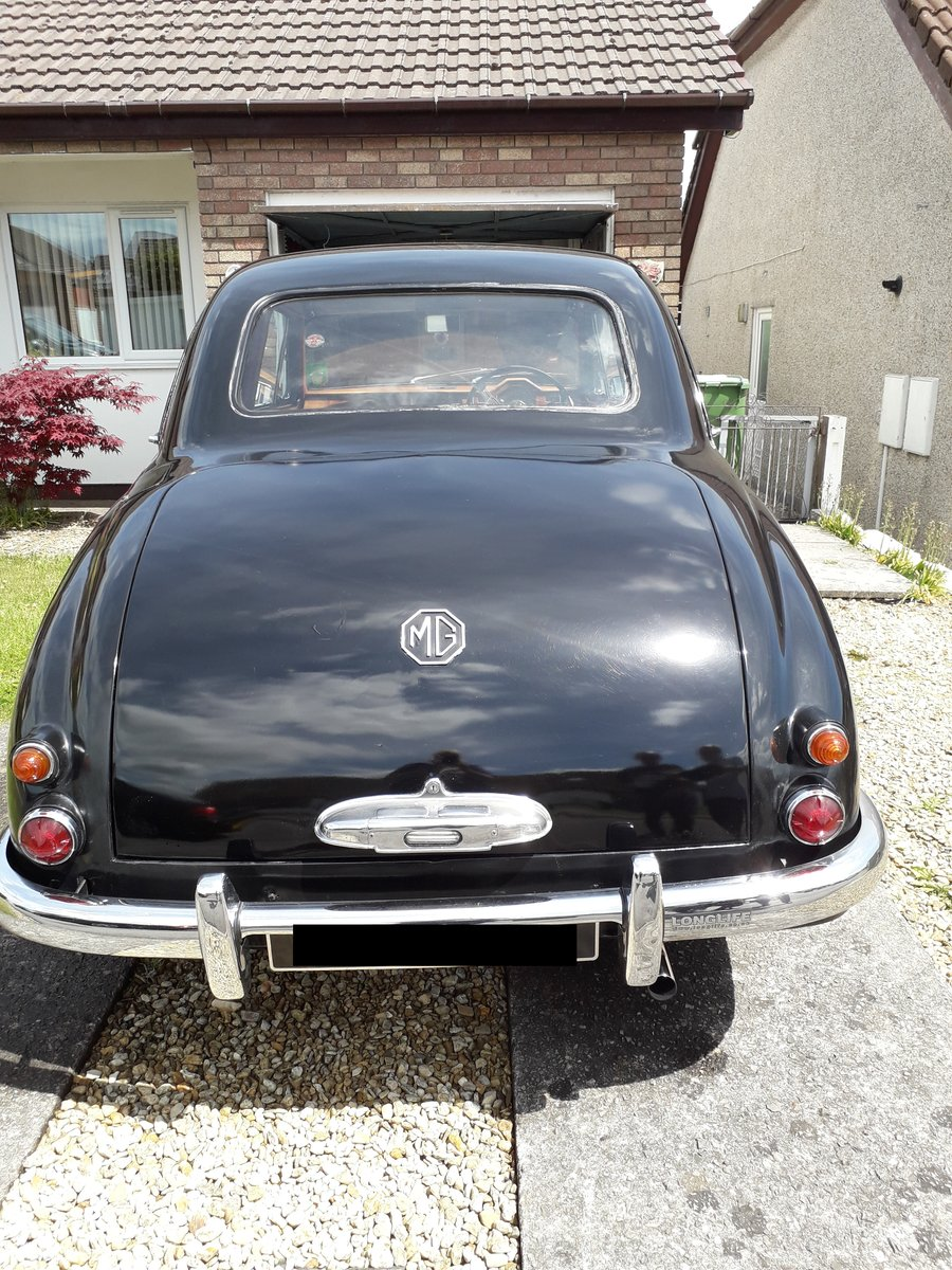 1956 MG ZA Magnette For Sale (picture 4 of 6)