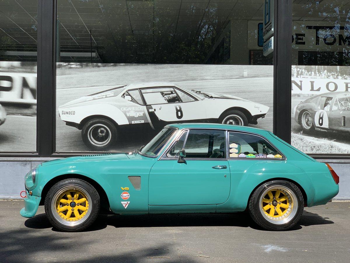 1975 MG B GT V8 Sebring For Sale (picture 1 of 6)