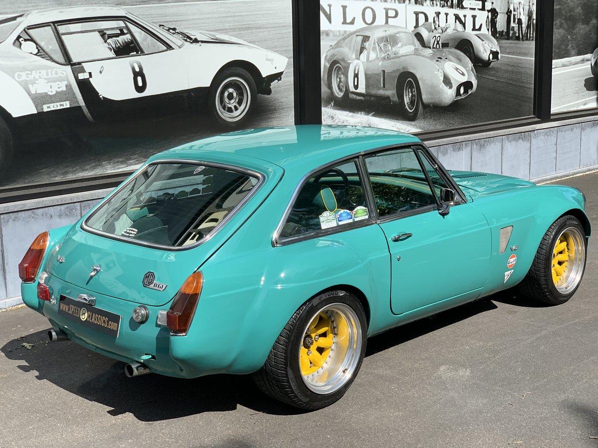 1975 MG B GT V8 Sebring For Sale (picture 2 of 6)