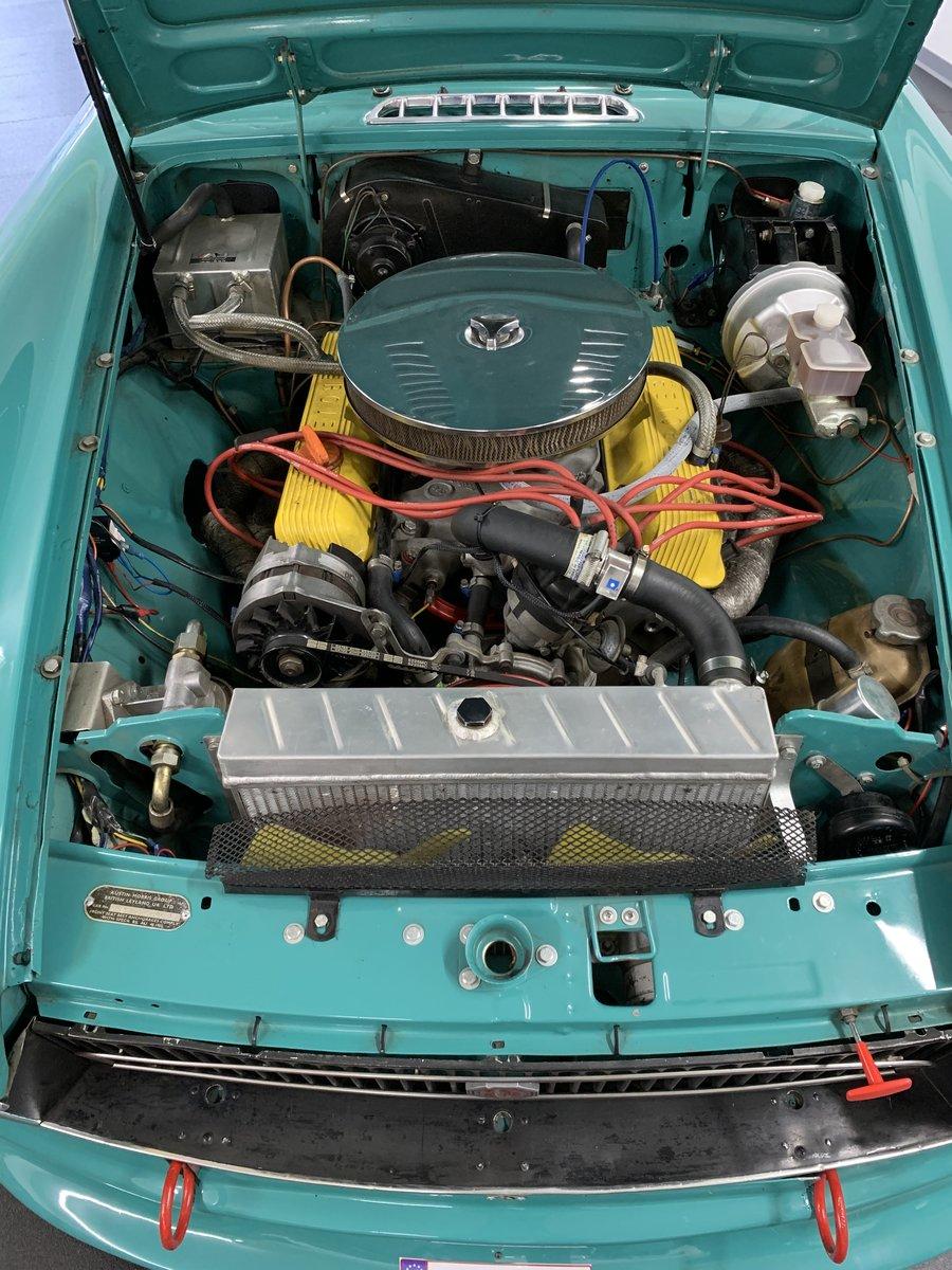 1975 MG B GT V8 Sebring For Sale (picture 3 of 6)