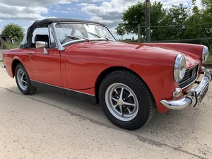 For sale 1973/M MG Midget MkIII 1275cc in Red