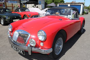 Picture of MGA Roadster 1958, UK Car, Fully restored SOLD