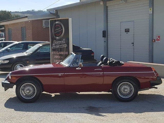 1976 Mg-b roadster 1.8 mk3 For Sale (picture 2 of 6)