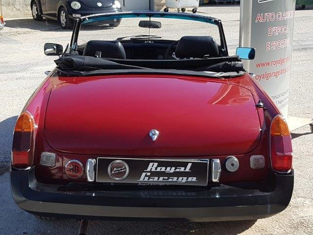 1976 Mg-b roadster 1.8 mk3 For Sale (picture 4 of 6)