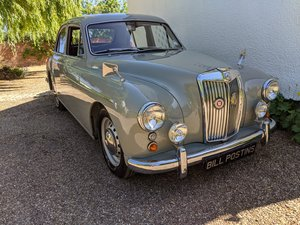 MG MAGNETTE ZB. 55,000 miles from new