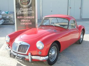 1959 MG MG- A CUOPE'