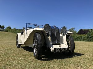 1935 1933 MG 'L' Type Magna For Sale