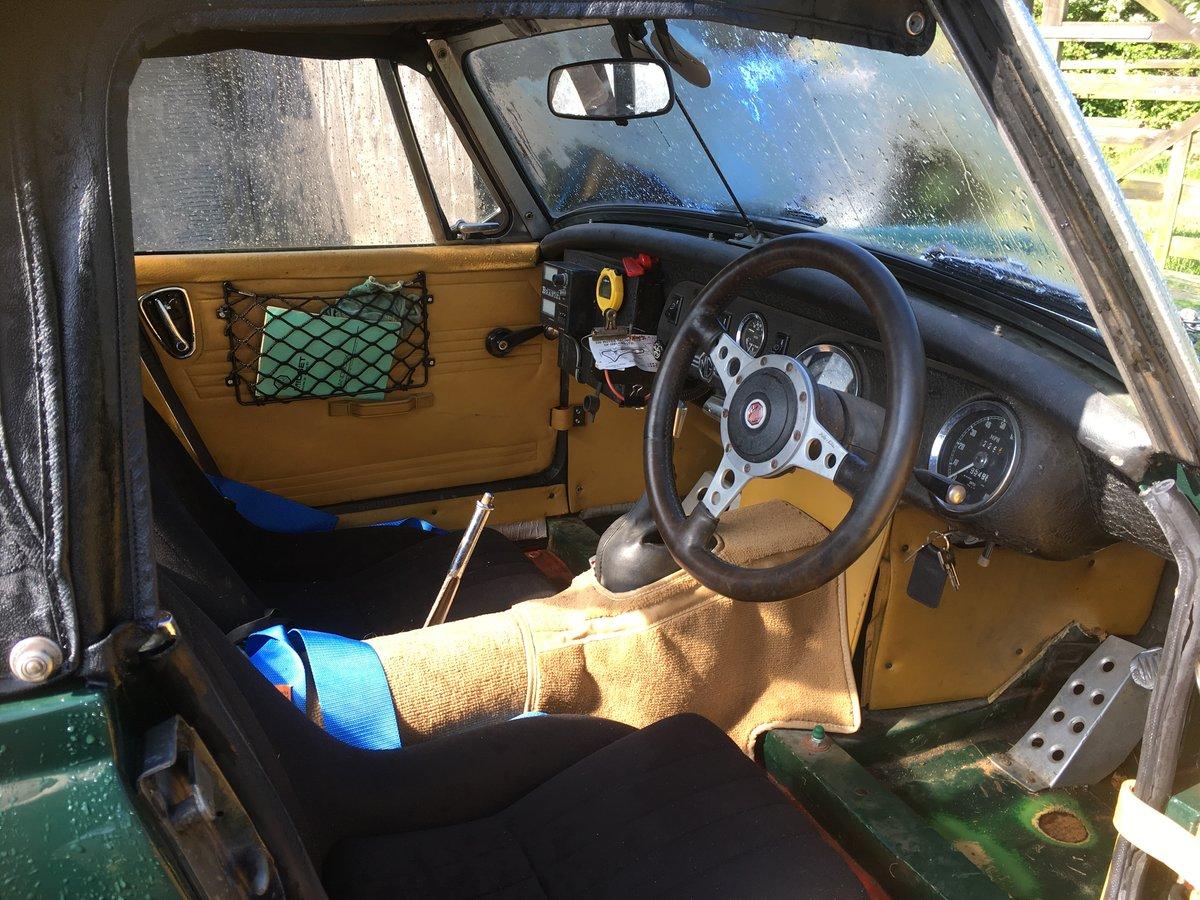 1973 MG Midget (1275cc, RWA)  SOLD (picture 2 of 3)