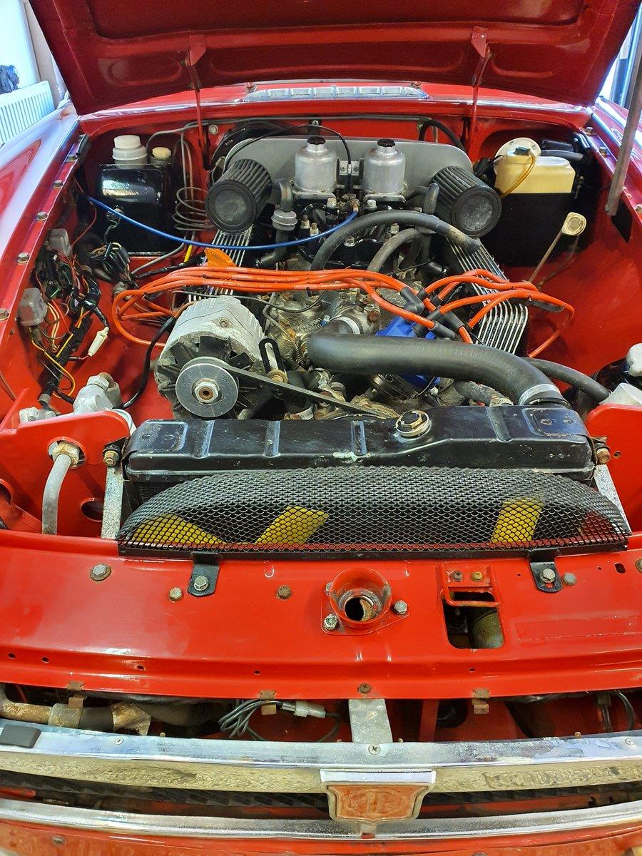 1976 MGB V8 Original factory build  For Sale (picture 4 of 6)