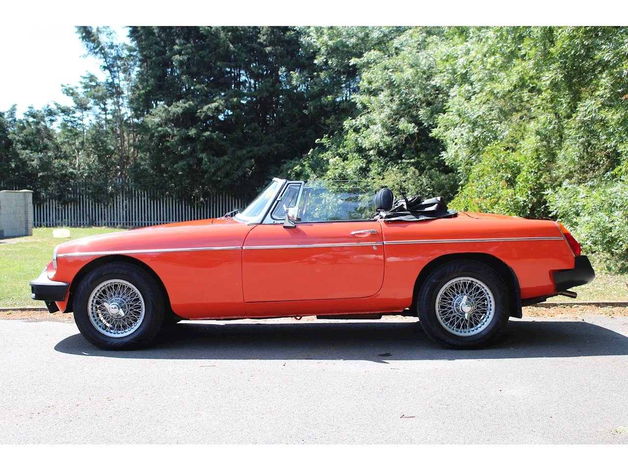 1979 MGB in Lovely condition looks stunning For Sale (picture 2 of 6)