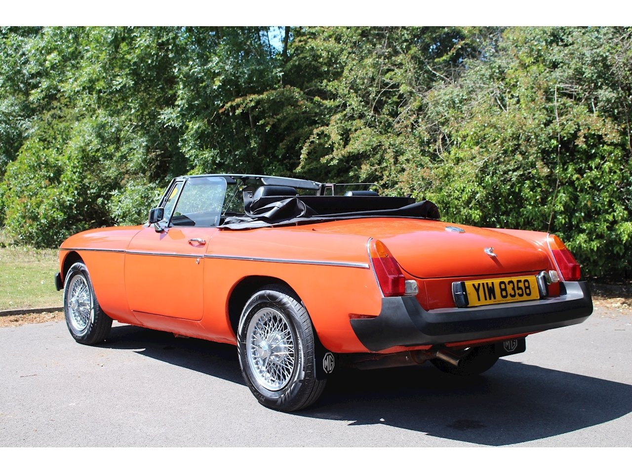 1979 MGB in Lovely condition looks stunning For Sale (picture 4 of 6)