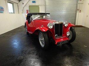 1949 TC - Fully rebuilt For Sale