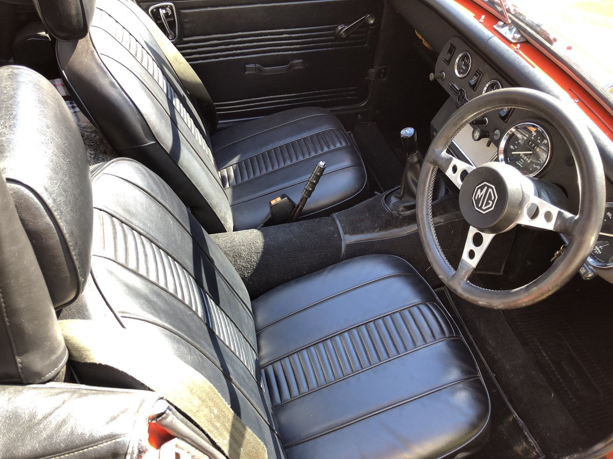 1980 Mg Midget Tax Free For Sale (picture 5 of 6)