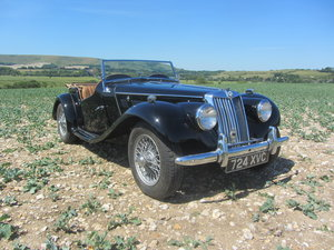 1954 MGTF For Sale