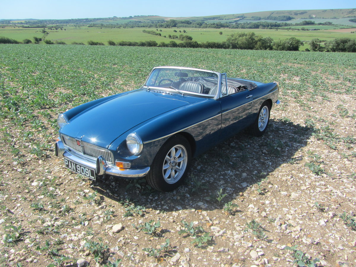 1972 MGB ROADSTER For Sale (picture 2 of 6)