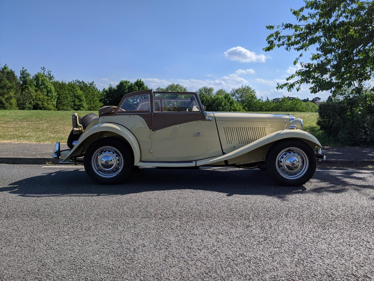 1952 MG TD - UNDER OFFER For Sale (picture 1 of 6)
