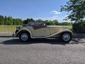 1952 MG TD - UNDER OFFER