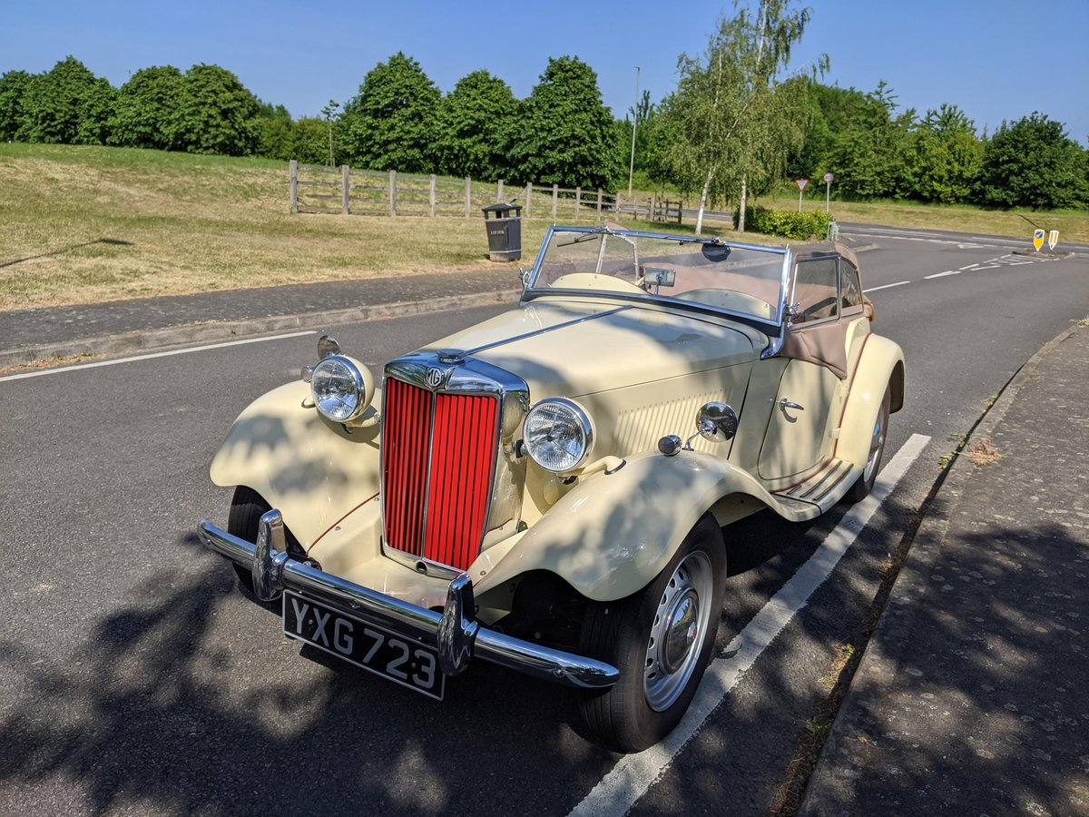 1952 MG TD - UNDER OFFER For Sale (picture 2 of 6)