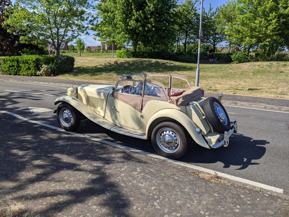 1952 MG TD - UNDER OFFER For Sale (picture 3 of 6)