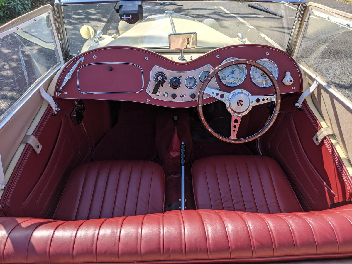 1952 MG TD - UNDER OFFER For Sale (picture 4 of 6)
