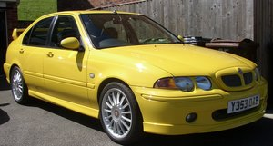 2001 MG ZS 180  For Sale