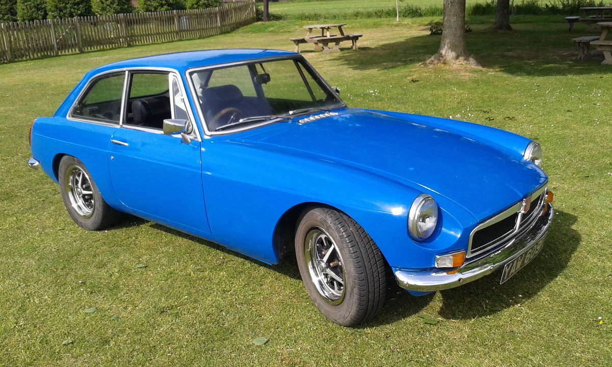 1972 MGB GT  For Sale (picture 1 of 6)