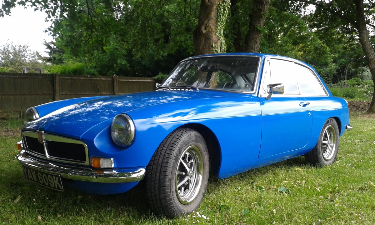 1972 MGB GT  For Sale (picture 2 of 6)