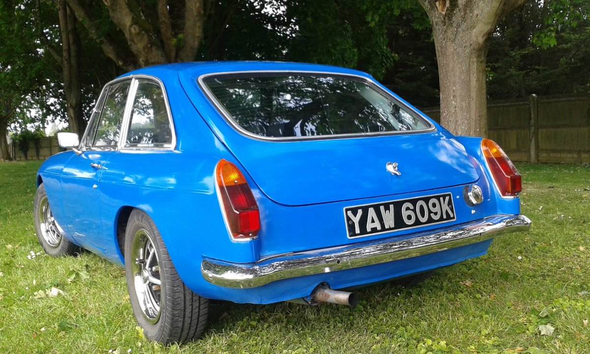 1972 MGB GT  For Sale (picture 3 of 6)