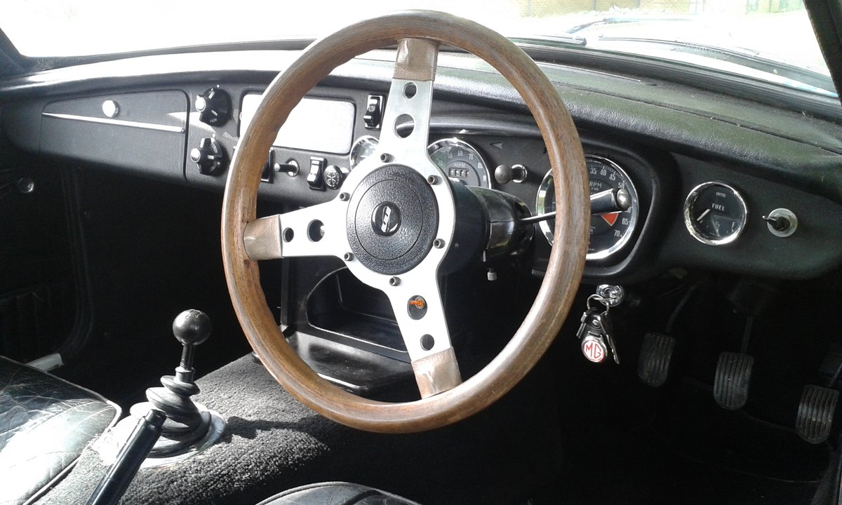 1972 MGB GT  For Sale (picture 6 of 6)