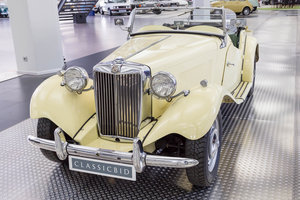 1952 MG TD/C For Sale
