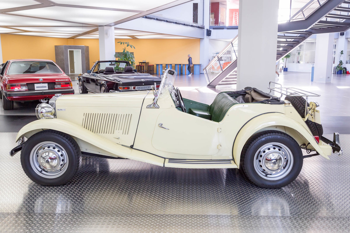 1952 MG TD/C For Sale (picture 2 of 6)