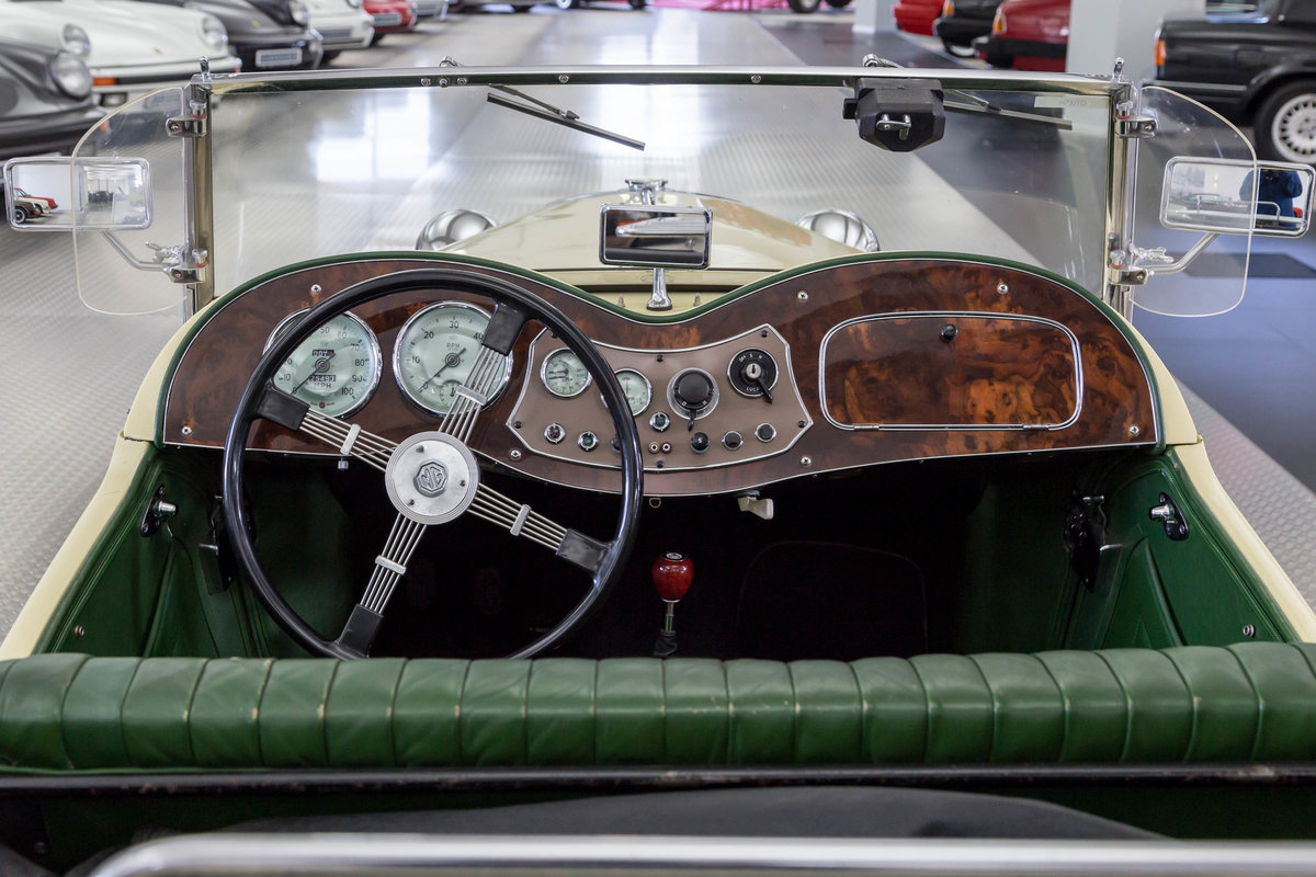 1952 MG TD/C For Sale (picture 4 of 6)