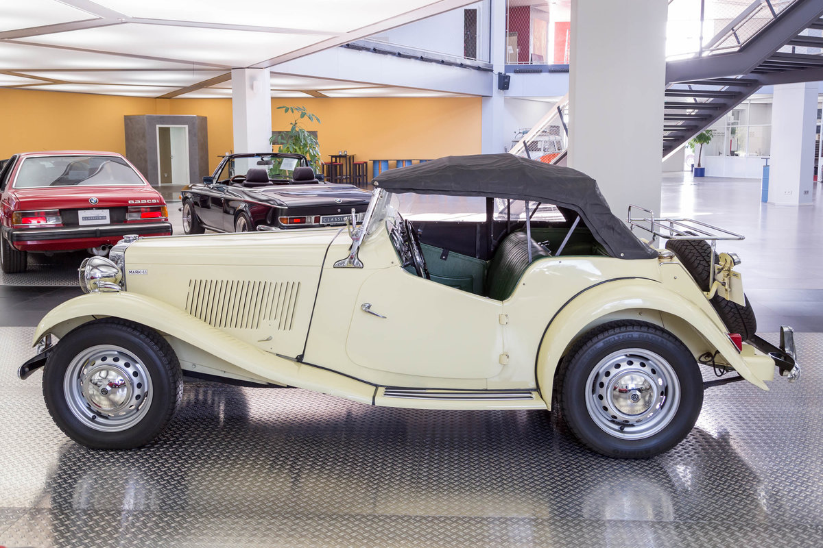1952 MG TD/C For Sale (picture 6 of 6)