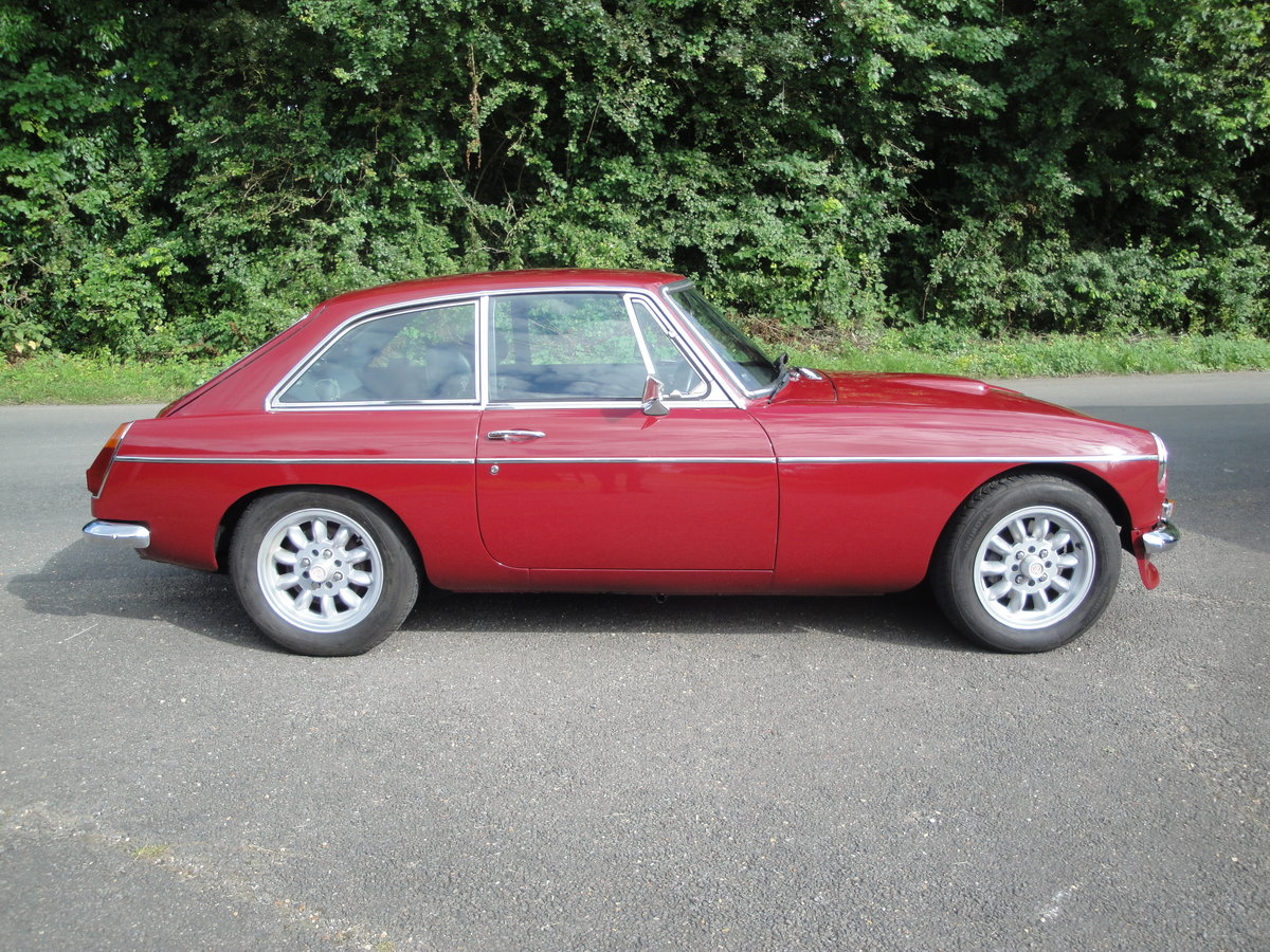 1974 MGB GT For Sale (picture 1 of 6)